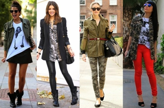 look-estampa-militar